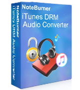 Acheter NoteBurner iTunes DRM Audio Converter pour Windows