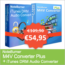 M4V Converter Plus + iTunes DRM Audio Converter